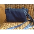 money bag donkerblauw