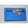 Dames portemonnee met klepje antiskim